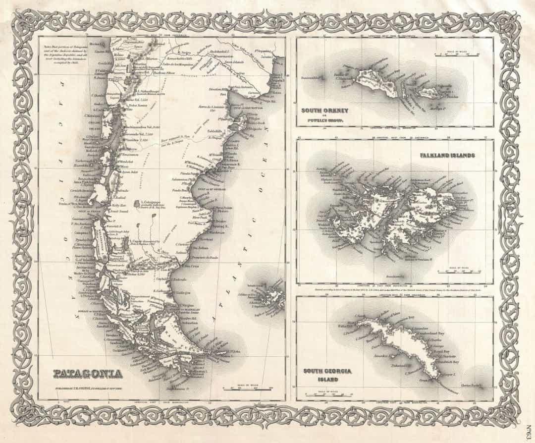 Patagonia - Thiên đường du lịch nơi tận cùng Trái đất