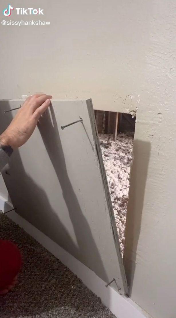 Đôi vợ chồng mua nhà qua mạng, 2 tháng sau đến xem thì phát hiện điều ngỡ ngàng trên gác mái