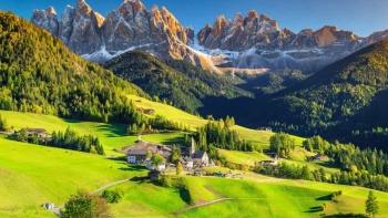 Chiêm ngưỡng những thung lũng đẹp tựa miền cổ tích