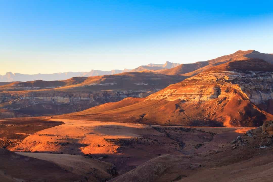 Khám phá vẻ đẹp của thiên nhiên Nam Phi