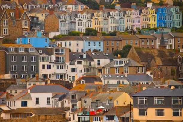Đắm chìm trong vẻ đẹp thơ mộng của những thị trấn cổ ở Anh