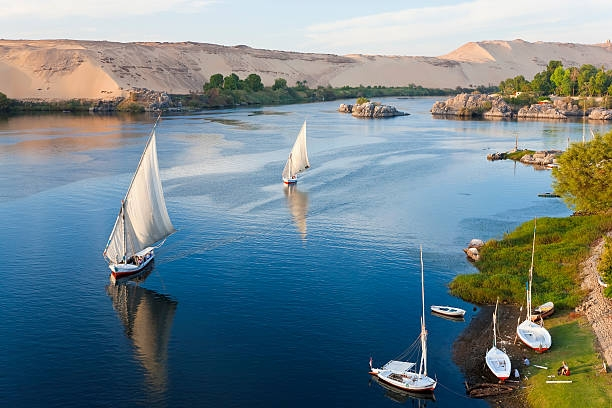 Khám phá 7 địa điểm hấp dẫn, mang đậm dấu ấn văn hóa Ai Cập