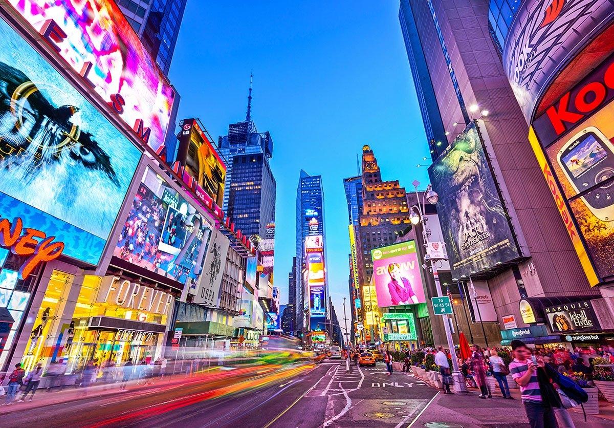 Choáng ngợp với những địa điểm du lịch nổi tiếng của nước Mỹ