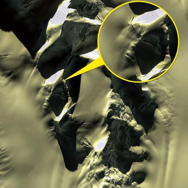 6 địa điểm cực dị và bí ẩn được biết đến nhờ Google Maps