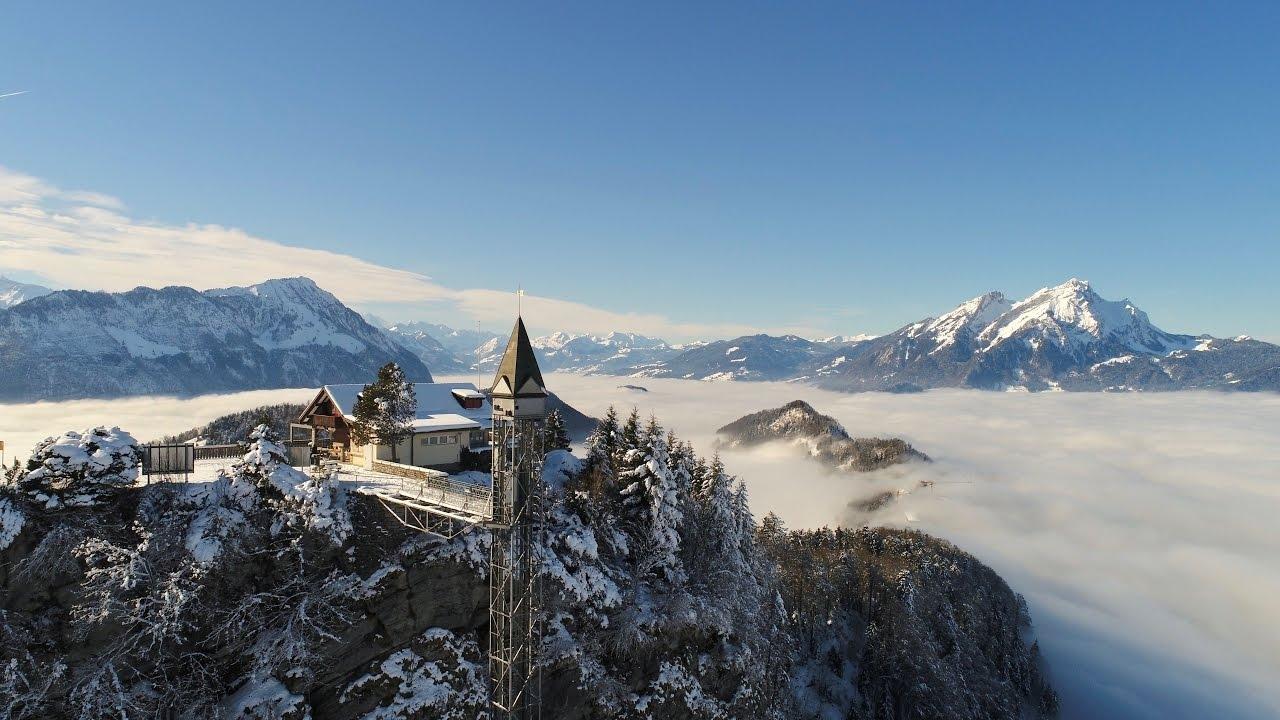 Những công trình thang máy ấn tượng, độc đáo nhất thế giới