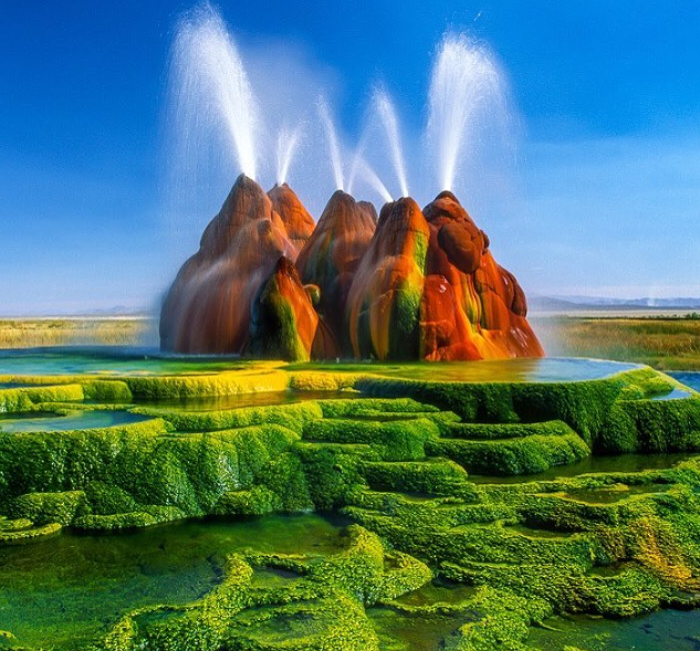 13 bức ảnh thiên nhiên tuyệt đẹp ngỡ như được chụp ở hành tinh khác