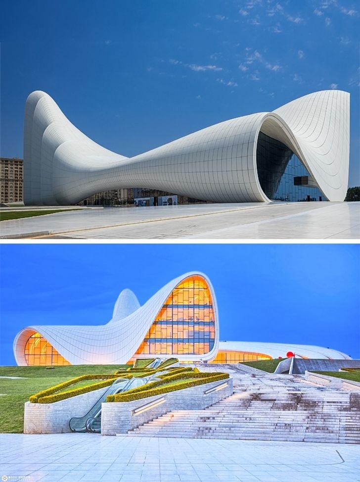 """Khám phá những công trình mang kiến trúc """"vô thực"""", ngỡ chỉ có trong phim viễn tưởng (Phần 1)"""
