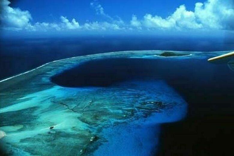 Những hòn đảo tuyệt đẹp nhưng