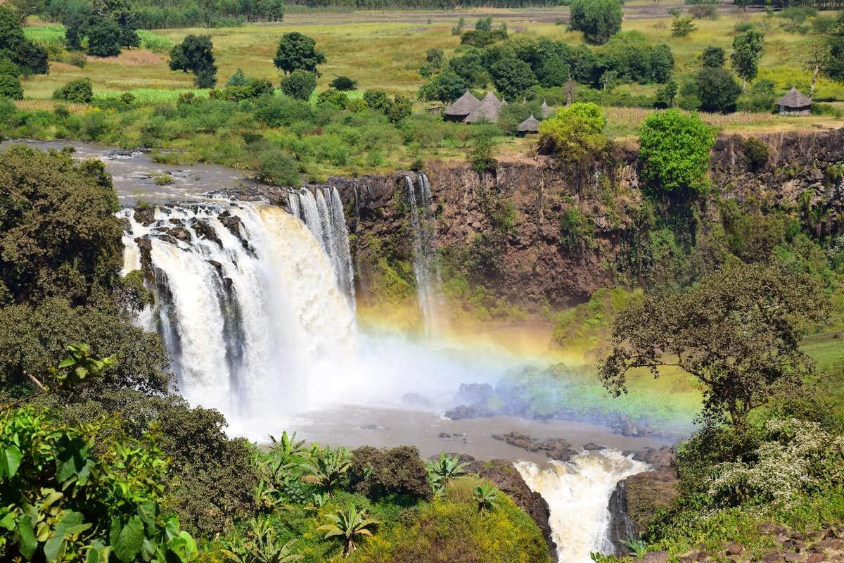 Choáng ngợp trước những thác nước hùng vĩ nhất châu Phi - 3