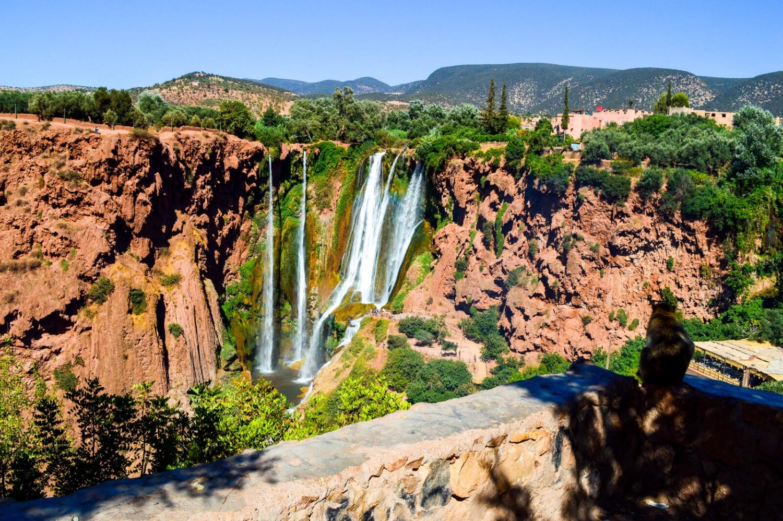 Choáng ngợp trước những thác nước hùng vĩ nhất châu Phi - 9