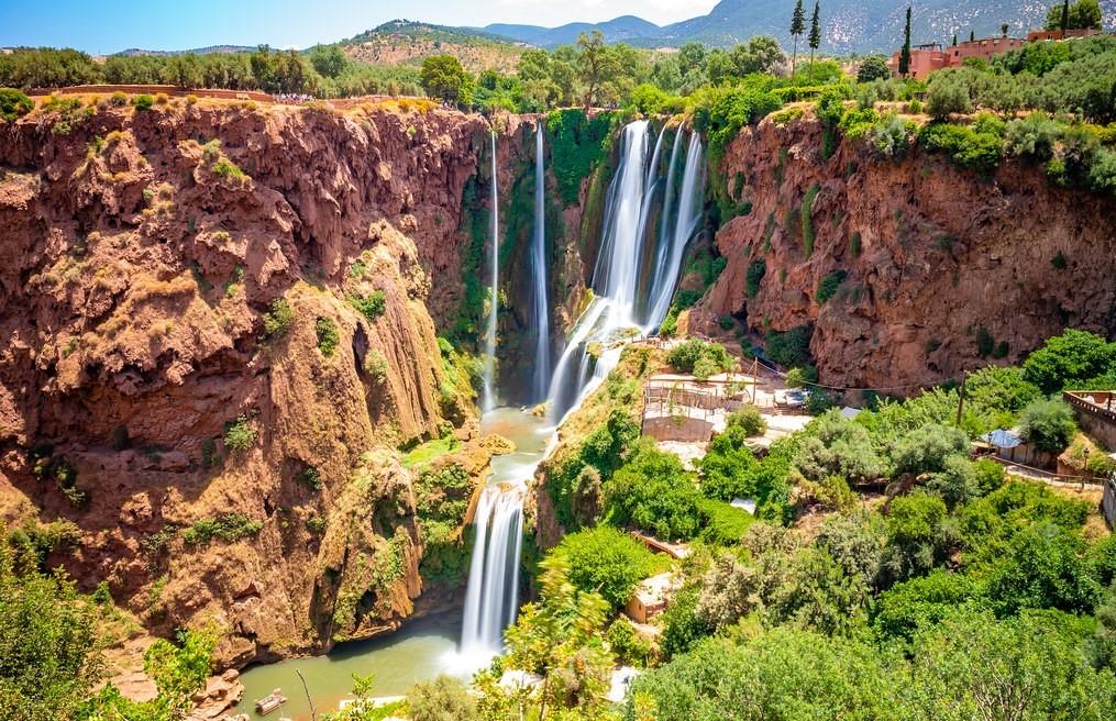 Choáng ngợp trước những thác nước hùng vĩ nhất châu Phi - 10