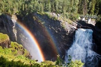 Top 5 cảnh quan thiên nhiên hoang sơ ở Thụy Điển