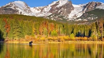 Ngắm mùa thu lá vàng tuyệt đẹp tại 5 công viên quốc gia nổi tiếng của Mỹ