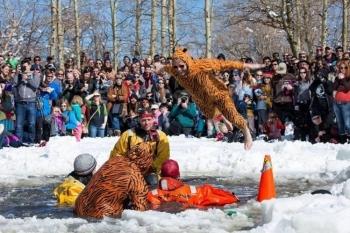 Những lễ hội mùa đông nổi tiếng của nước Mỹ
