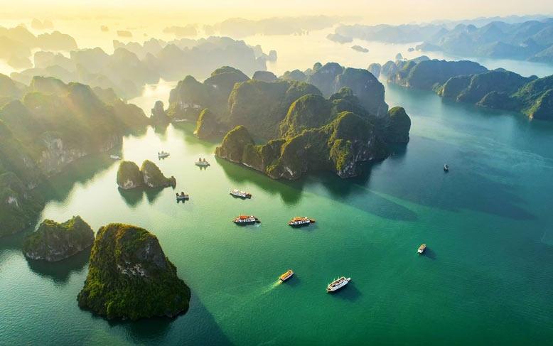 7 điểm đến tuyệt vời ở Việt Nam hấp dẫn du khách nước ngoài