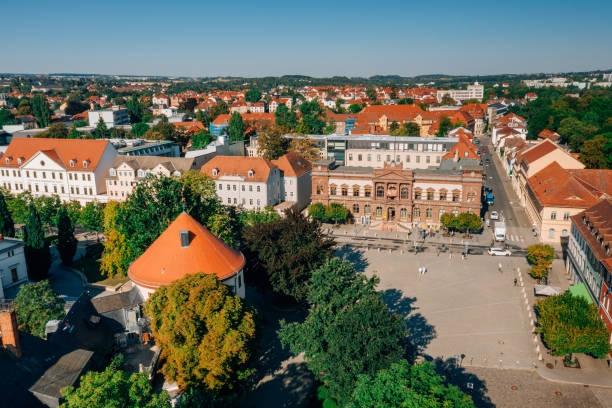 Lạc bước tới những thị trấn cổ đẹp như tranh ở nước Đức