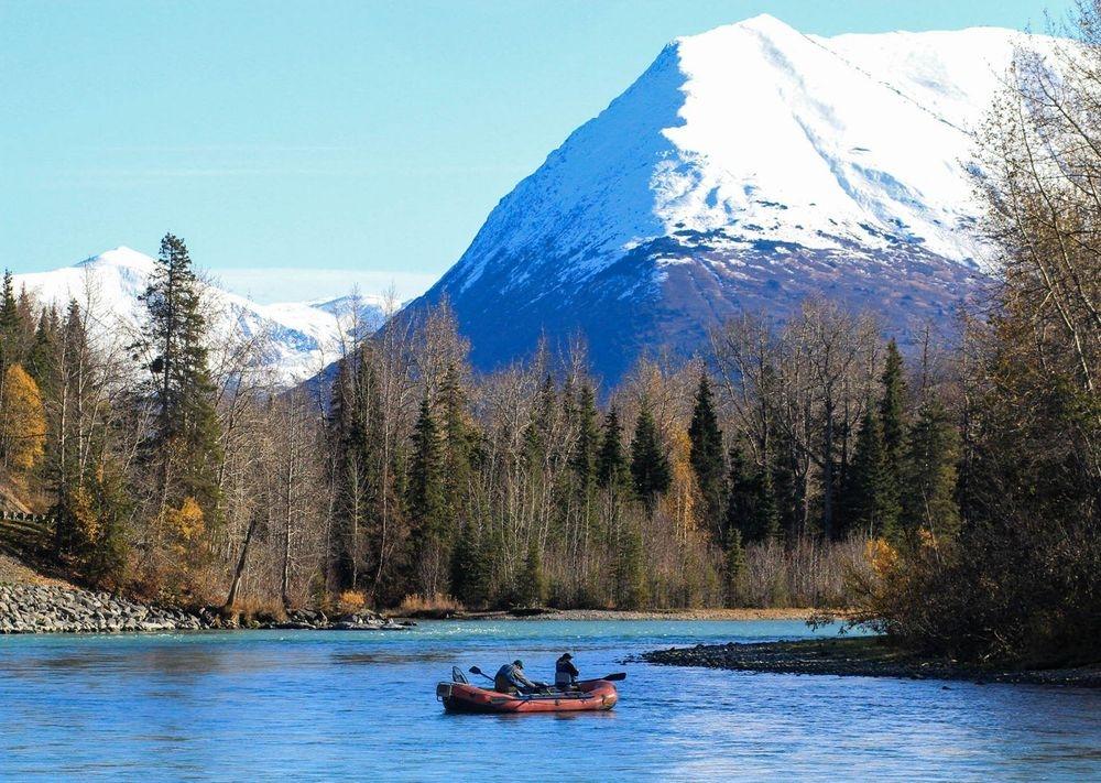 Chiêm ngưỡng 6 dòng sông đẹp nhất thế giới