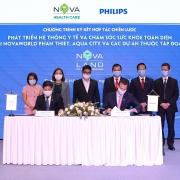 Nova Healthcare xây dựng hệ thống chăm sóc sức khỏe phục vụ cư dân cộng đồng