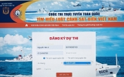 """Làm thế nào để tham gia Cuộc thi trực tuyến """"Tìm hiểu Luật Cảnh sát biển Việt Nam""""?"""