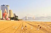 Nha Trang mùa biển lặng