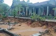 Thiệt hại ban đầu do bão số 5 gây ra