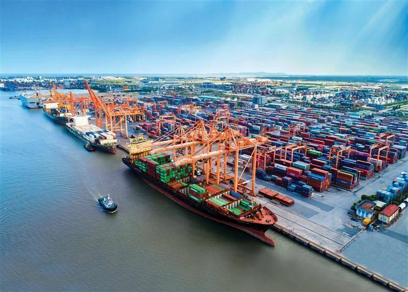 Hệ thống cảng biển ở Việt Nam hiện nay