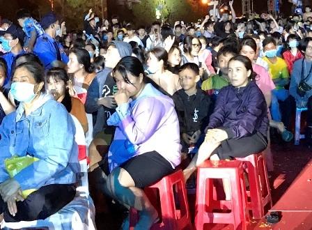 Bình Thuận đón khoảng 30.000 lượt khách đầu năm mới 2021