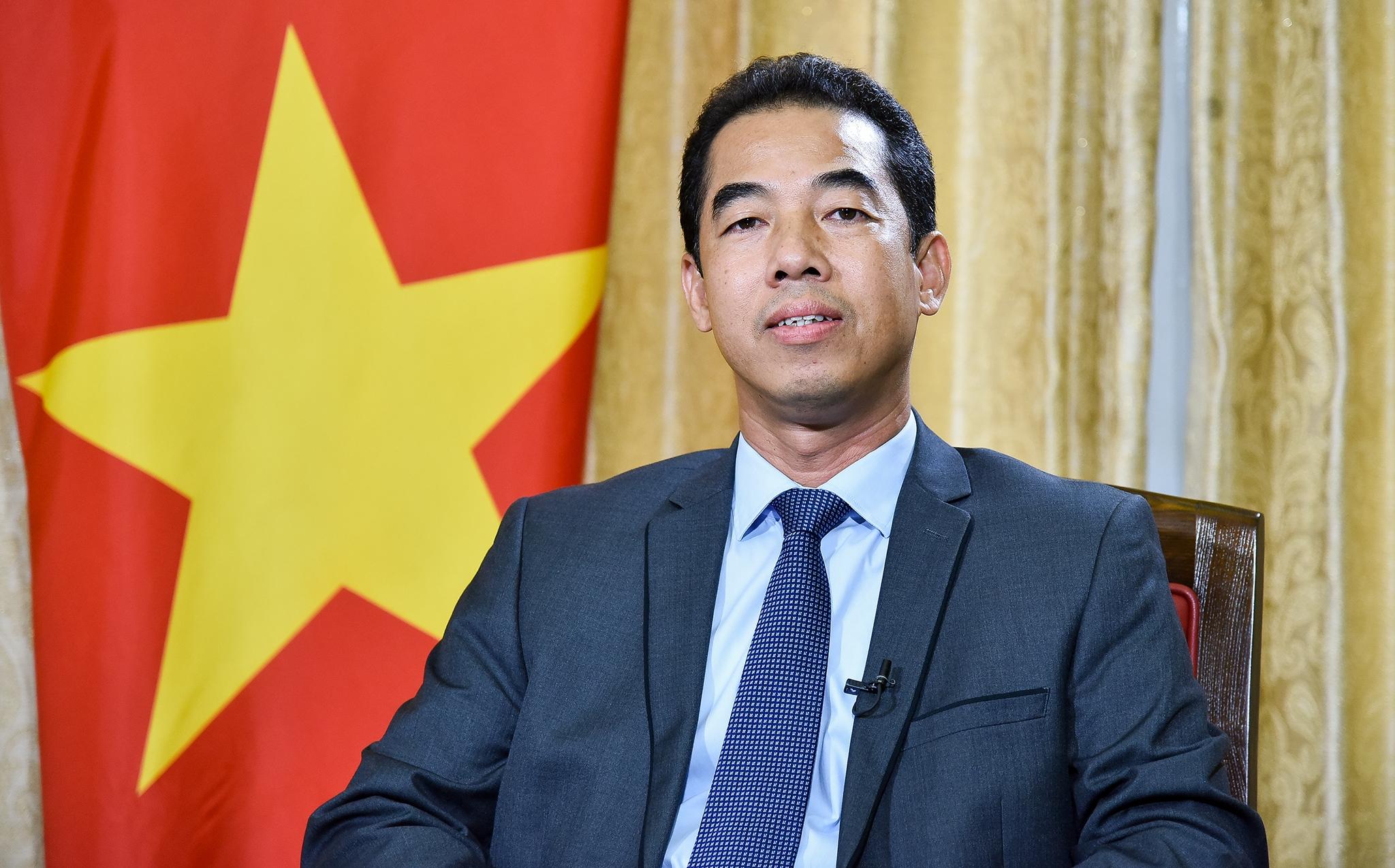 Bài viết của Thứ trưởng Ngoại giao Tô Anh Dũng Nhân kỷ niệm 30 năm quan hệ ngoại giao Việt Nam-Liên minh Châu Âu