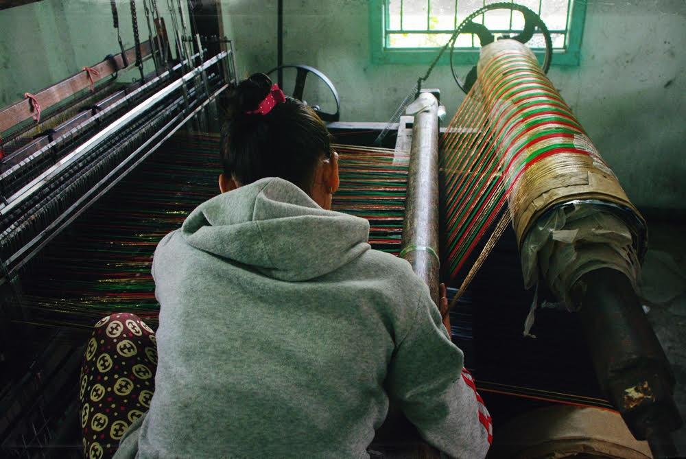 Thăm làng dệt cổ Mỹ Nghiệp của đồng bào Chăm Ninh Thuận