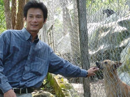 net doc dao an tuong cua bao tang coi nguon phu quoc
