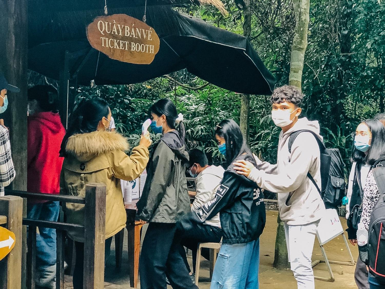 25.000 lượt khách du lịch đến với Quảng Bình trong dịp Tết Tân Sửu 2021