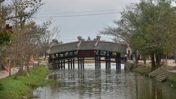 """Thừa Thiên Huế: Hình ảnh cầu ngói Thanh Toàn gần 250 tuổi sau """"đại trùng tu"""""""