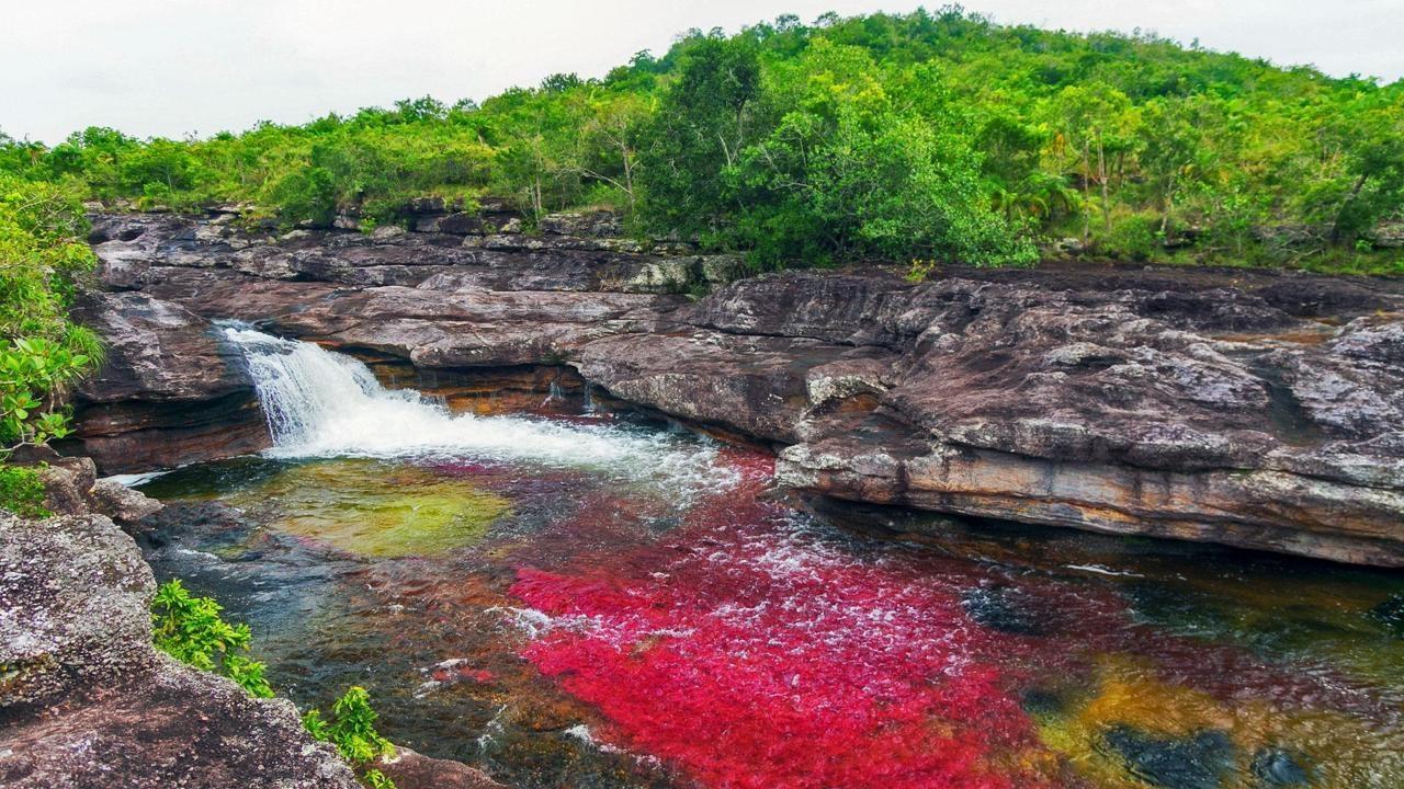 Sắc thái của một trong những dòng sông đẹp nhất thế giới - 5