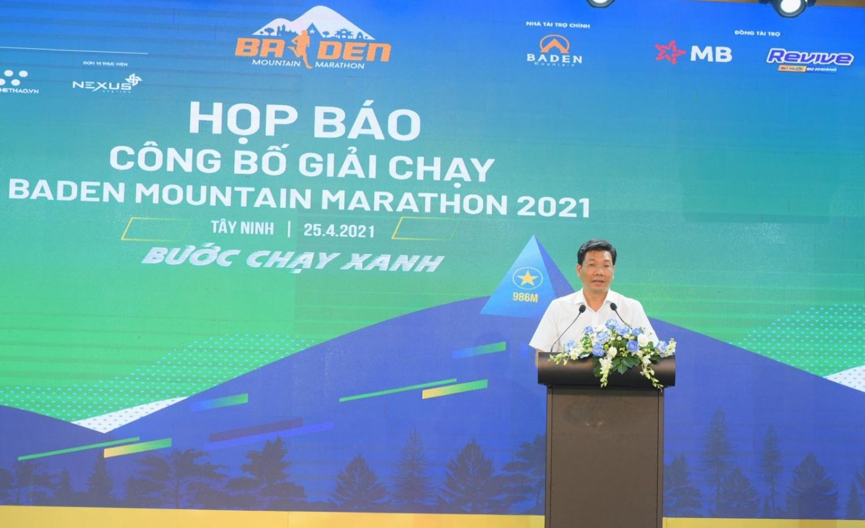 Giải chạy BaDen Mountain Marathon 2021 sẽ quy tụ hàng ngàn vận động viên khắp ba miền