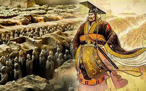 Bạn có biết lý do tại sao Tần Thủy Hoàng lại mặc long bào màu đen?