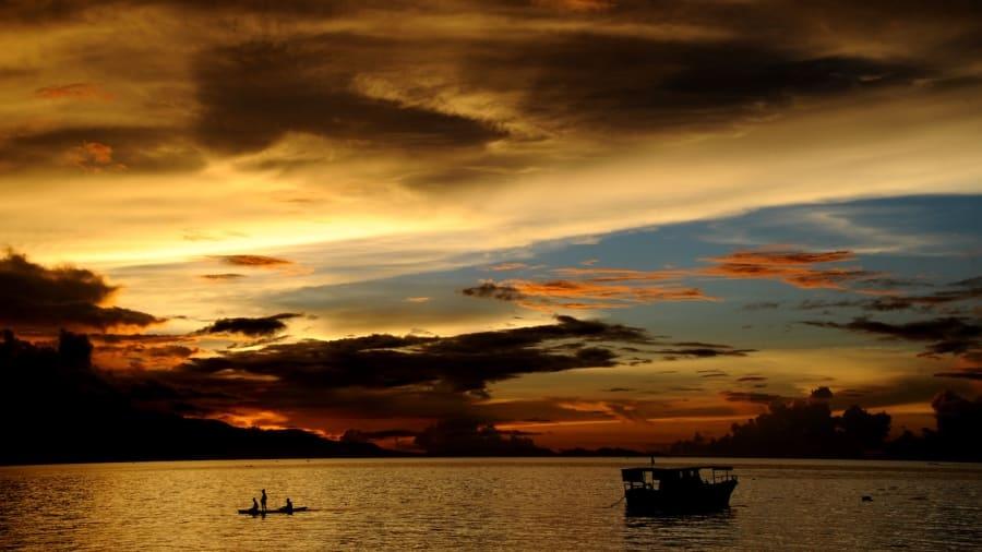 Khám phá vẻ đẹp Quần đảo rồng của Indonesia