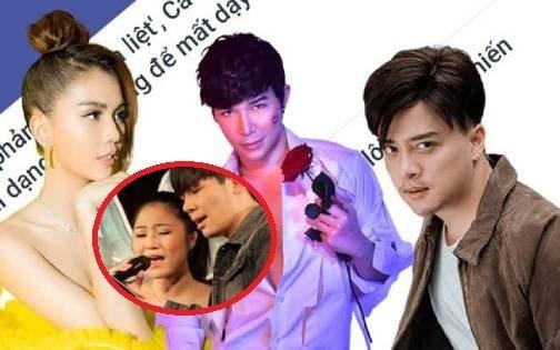 Nathan Lee cho Hương Tràm