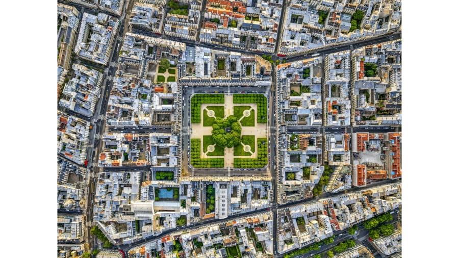 Một góc nhìn Paris có thể bạn chưa bao giờ thấy
