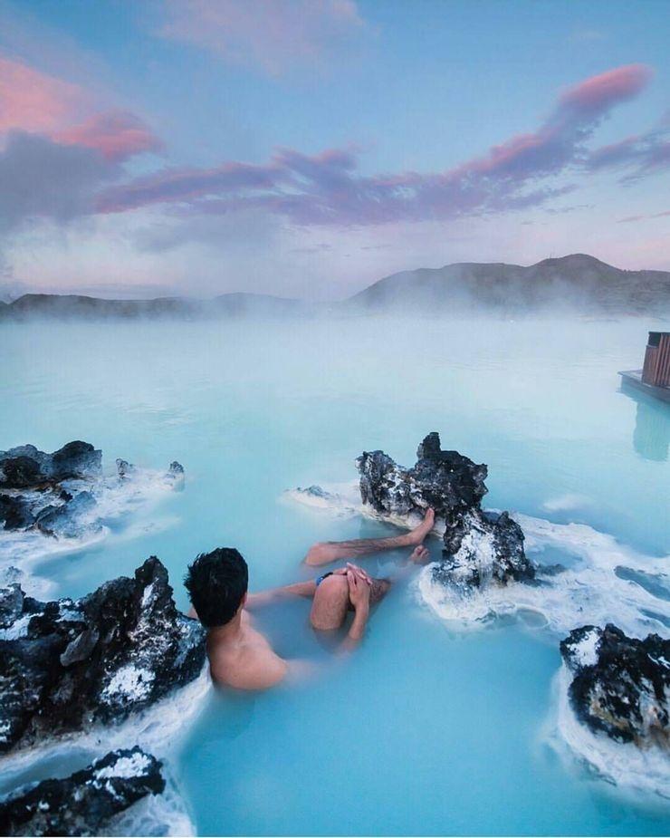 Những suối nước nóng có cảnh quan tuyệt vời nhất thế giới