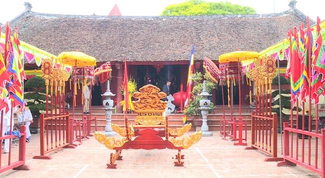 Bảo tồn tối đa cấu kiện cổ của di tích đình - chùa Lễ Pháp, TP Hà Nội