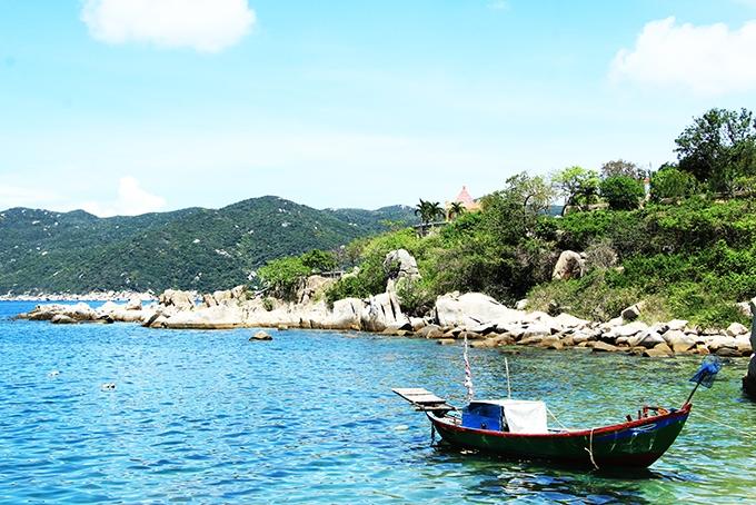 Một thoáng làng biển Khải Lương