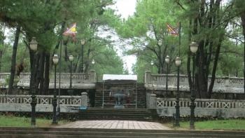 Thừa Thiên Huế: Bảo tồn, tu bổ di tích đàn Nam Giao