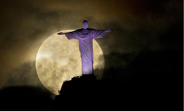 Sự thật về tượng chúa Jesu, niềm tự hào của đất nước Brazil