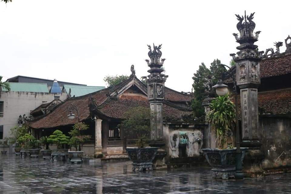 Làng cổ Hùng Lô - Nét đẹp bình dị