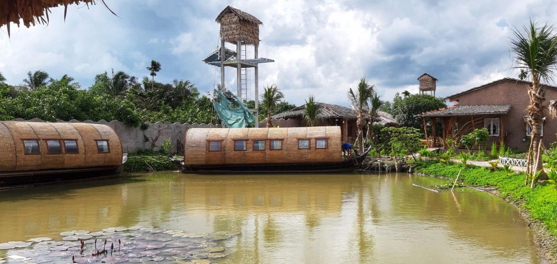 Cần Thơ: Mekong Silt Ecolodge - Làn gió mới của du lịch Phong Điền