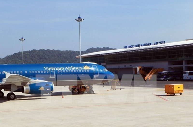 Bộ Giao thông vận tải thống nhất thí điểm đón khách du lịch quốc tế đến Phú Quốc