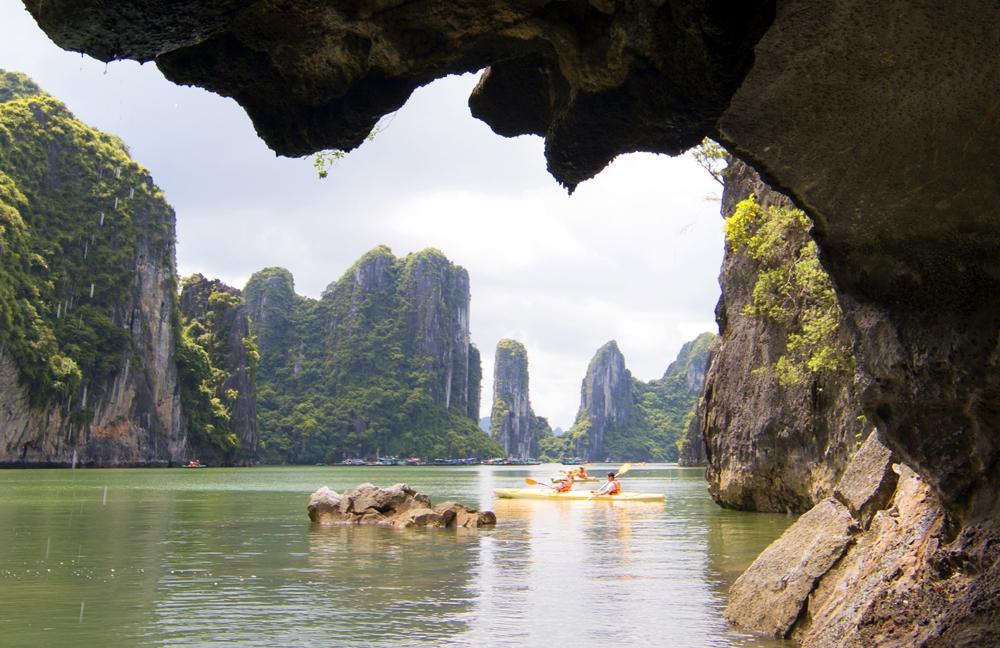 Ba Hang và nhiều khu vực trên tuyến này rất giàu tiềm năng khai thác du lịch nghỉ dưỡng, khám phá hấp dẫn du khách.