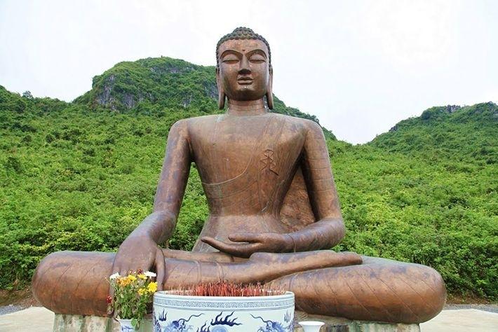 """Khu du lịch Tam Chúc- """"Tam giác vàng"""" khu du lịch tâm linh Việt Nam"""