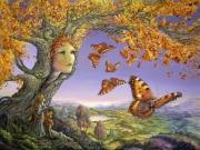 Bài học quý giá từ câu chuyện điều ước của ba cây cổ thụ