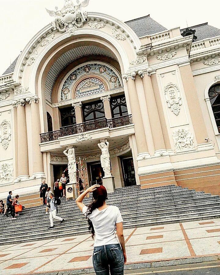 TP.HCM: Ghé thăm những công trình kiến trúc có tuổi đời hơn 100 năm tuổi